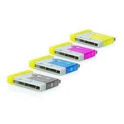 PACK de 5 Brother LC1000  (2x Noir, Cyan, Magenta, Jaune)