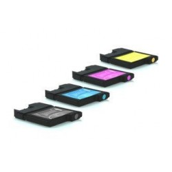 PACK de  Brother LC1100 2x Noir, Cyan, Magenta, Jaune)