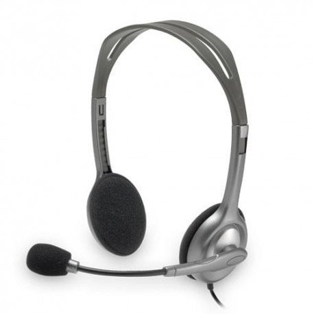 Micro-casque Logitech Stereo Headset H110