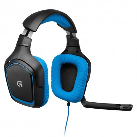 Micro-casque Logitech G430 Surround Sound Gaming Headset