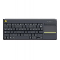 Clavier PC Logitech Wireless Touch K400 Plus