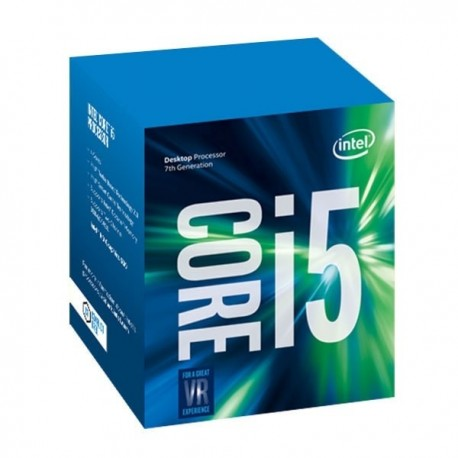 Core i5 7500 - 3.4GHz/6Mo/LGA1151/BOX