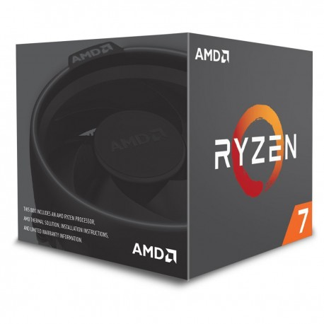 Ryzen 7 1700 - 3GHz/16Mo/AM4/Spire/BOX