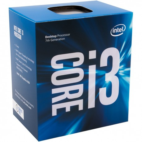 Core i3 7100 - 3.9GHz/3Mo/LGA1151/BOX