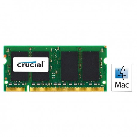 SO-DIMM 2Go DDR2 800 for MAC CT2G2S800MCEU