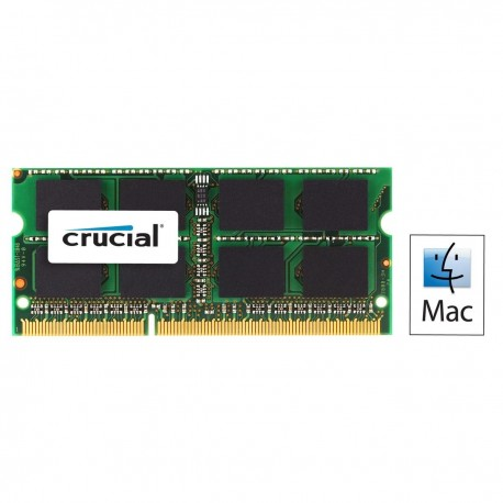 SO-DIMM 4Go DDR3 1066 for MAC CT4G3S1067MCEU