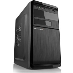 SMART CASE - mT/420W/mATX/Black